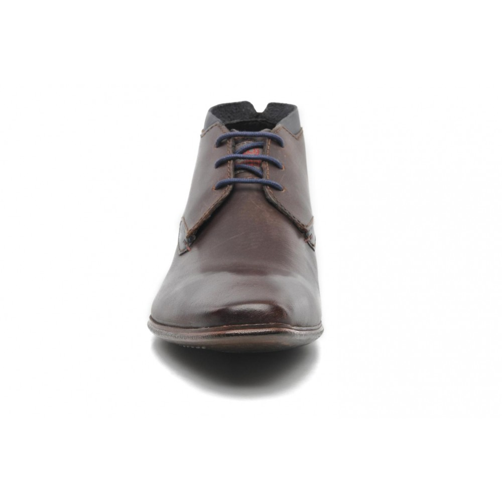 Ботинки мужские Bugatti Mika Brown U1331-PR4W коричневые