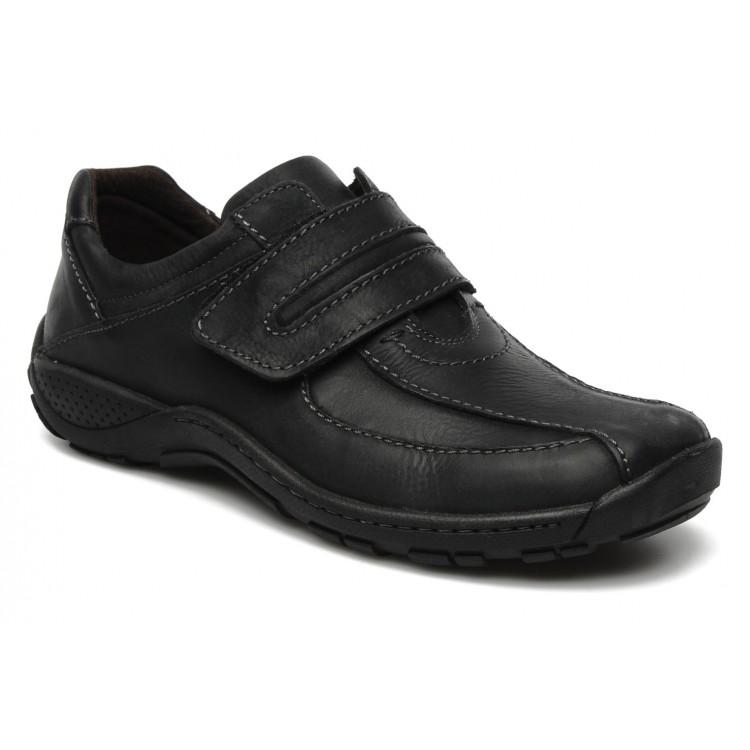 Ботинки Josef Seibel Arthur черные