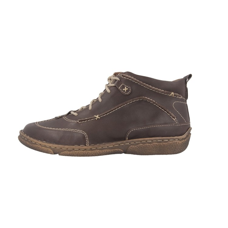 Ботинки Josef Seibel Nikki 85026950330 коричневые