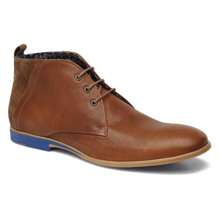Ботинки мужские Lloyd Skal коричнево рыжие