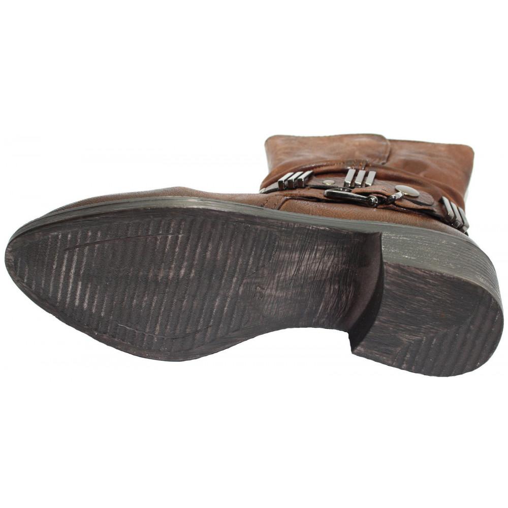 Сапоги Marco Tozzi 2-25048-25 коричневые