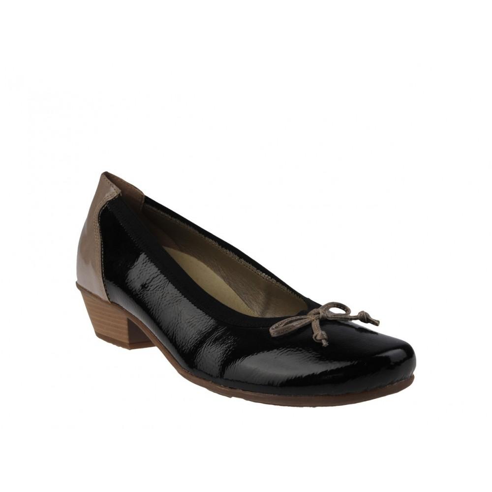 Туфли Remonte D7324-01 черные