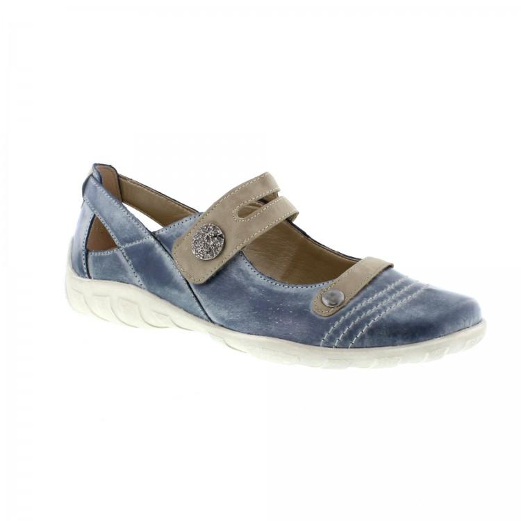 Кеды Remonte R3418-14 синие