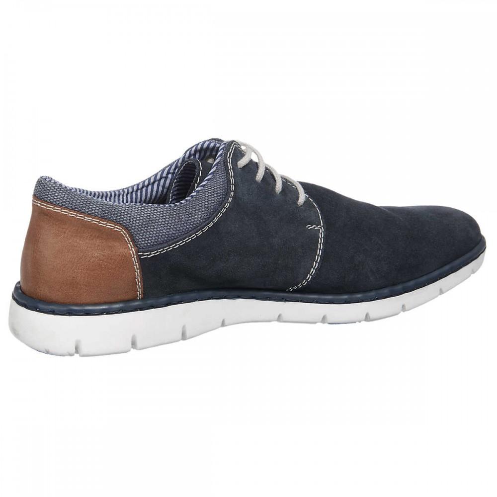 Туфли Rieker 17512-14 синие