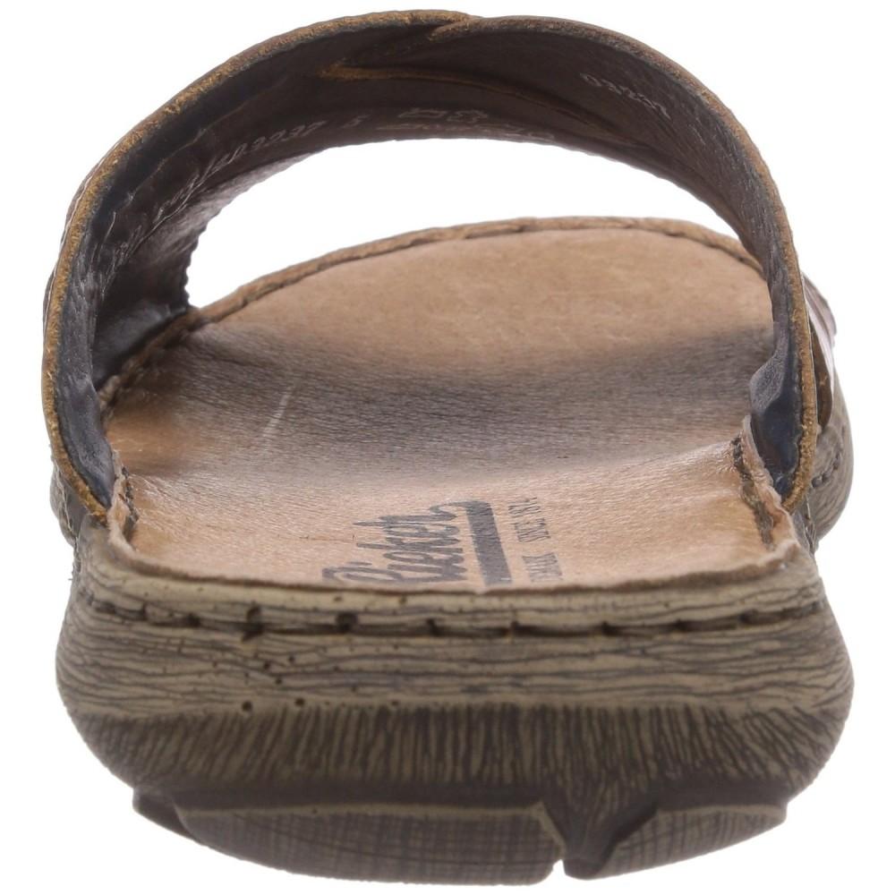 Шлепанцы Rieker 22099-25 коричневые