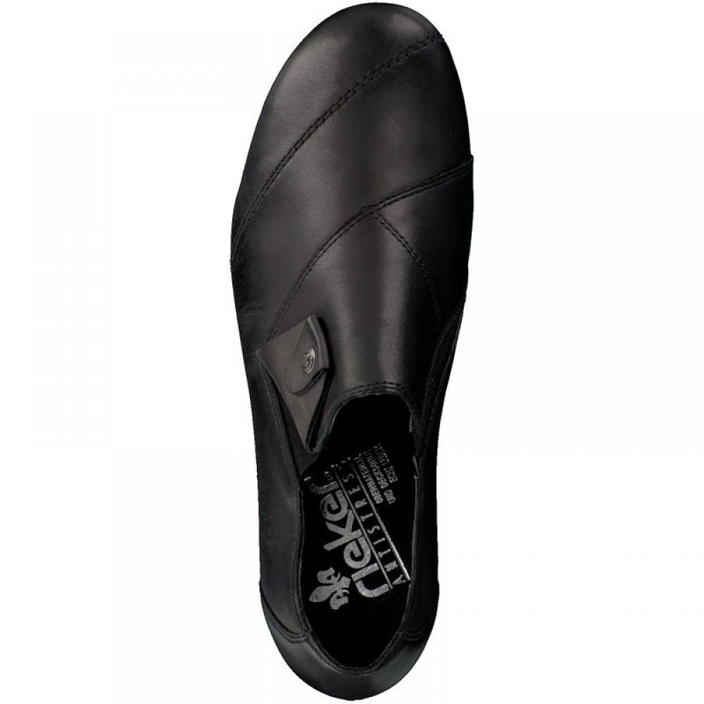 Туфли Rieker 41769-01 черные