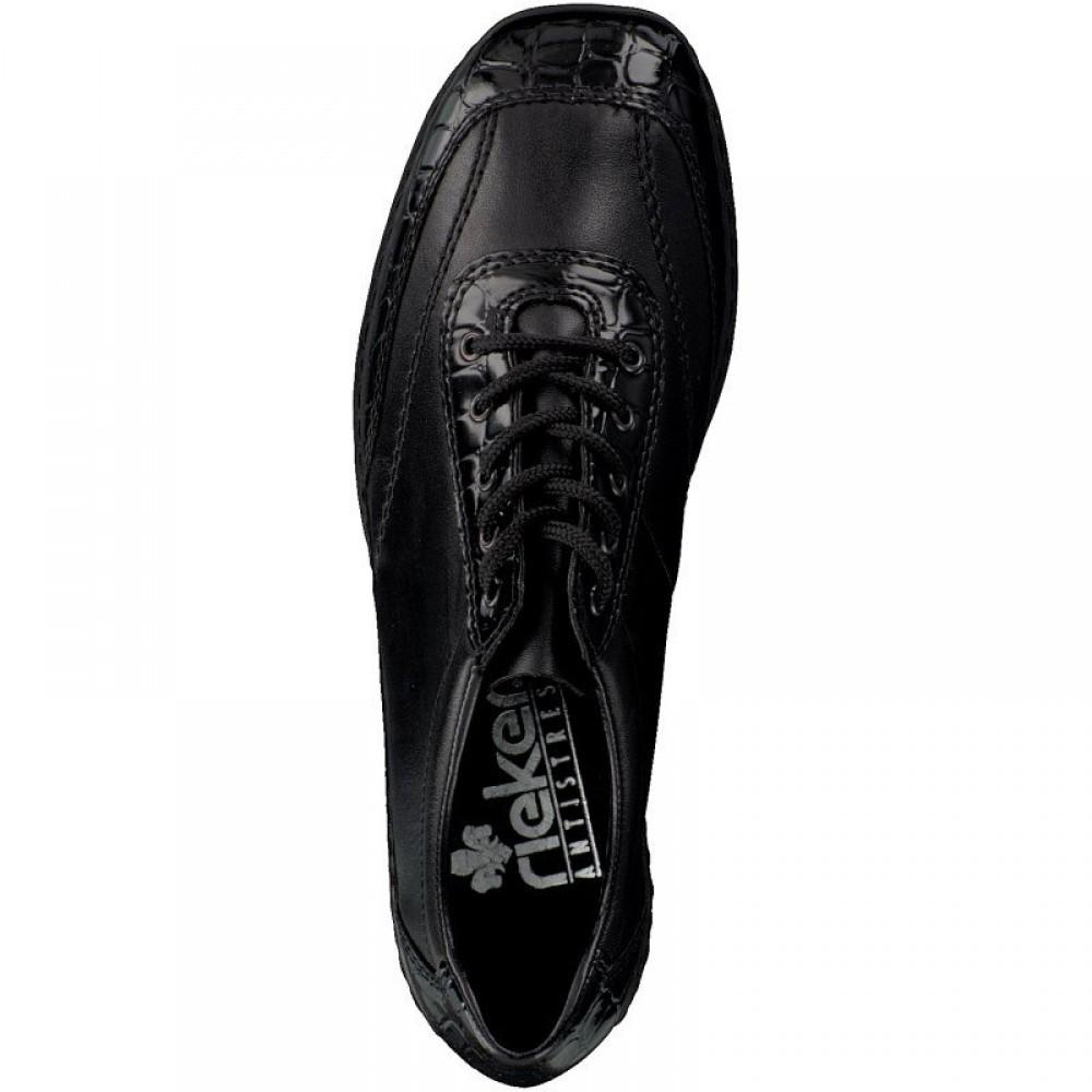 Ботинки Rieker 58304-00 черные
