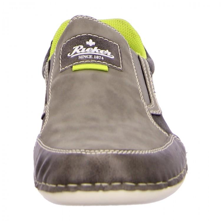 Туфли Rieker B9251-42 серые