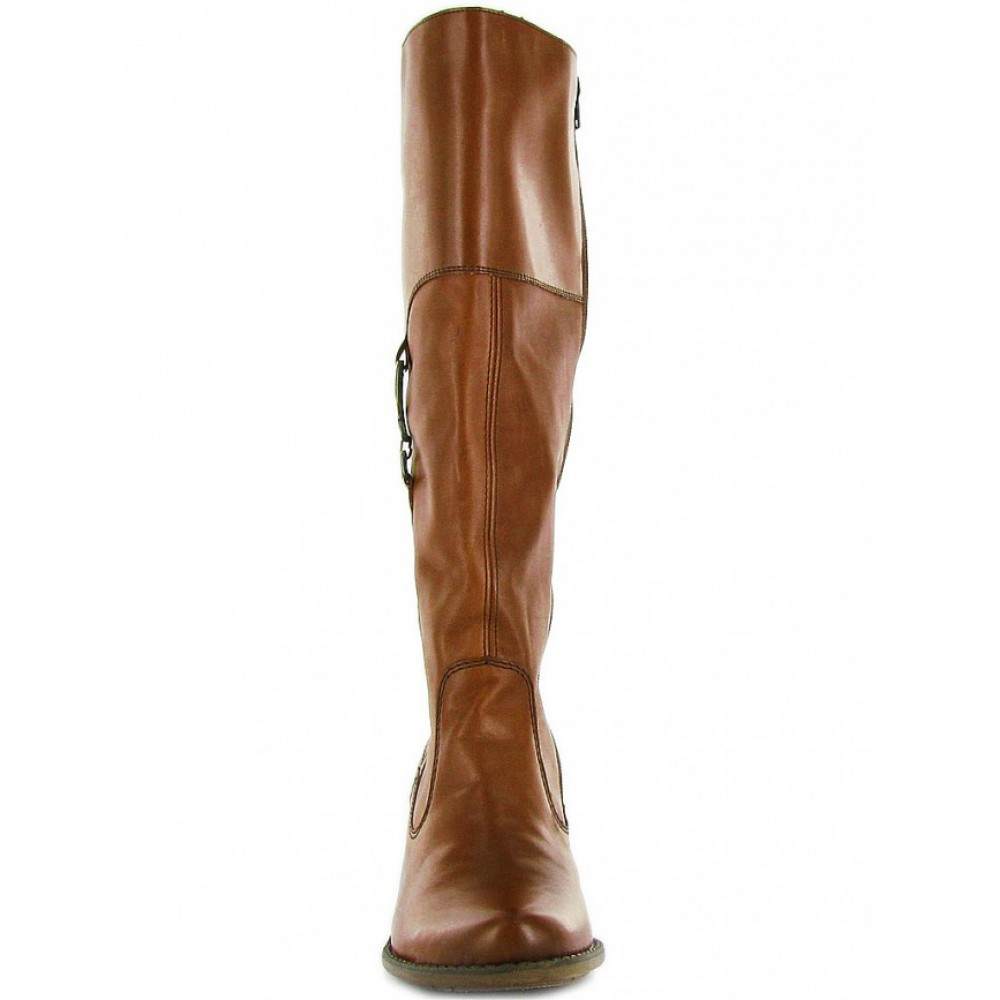 Сапоги Rieker Z7681-24 коричневые