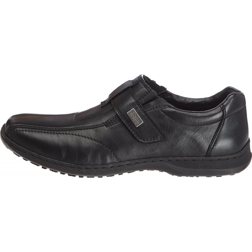 Туфли мужские Rieker 04763-01 черные