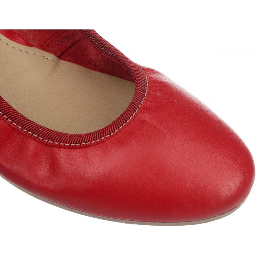 Балетки Tamaris 1-1-22128-26 красные