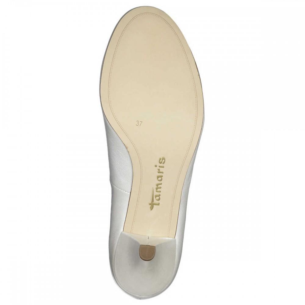 Туфли Tamaris 1-1-22439-24 белые
