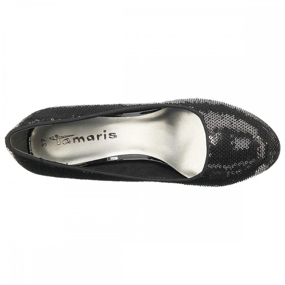 Туфли Tamaris 1-22425-23 черные