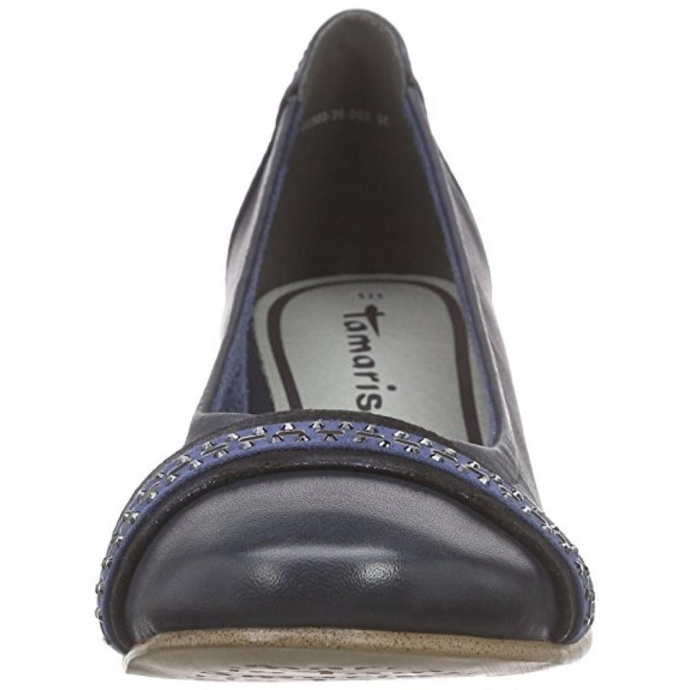 Туфли женские Tamaris 1-1-22303-26 синие