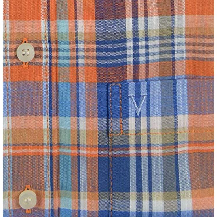 Рубашка мужская Marvelis 3667-12-80 разноцветная