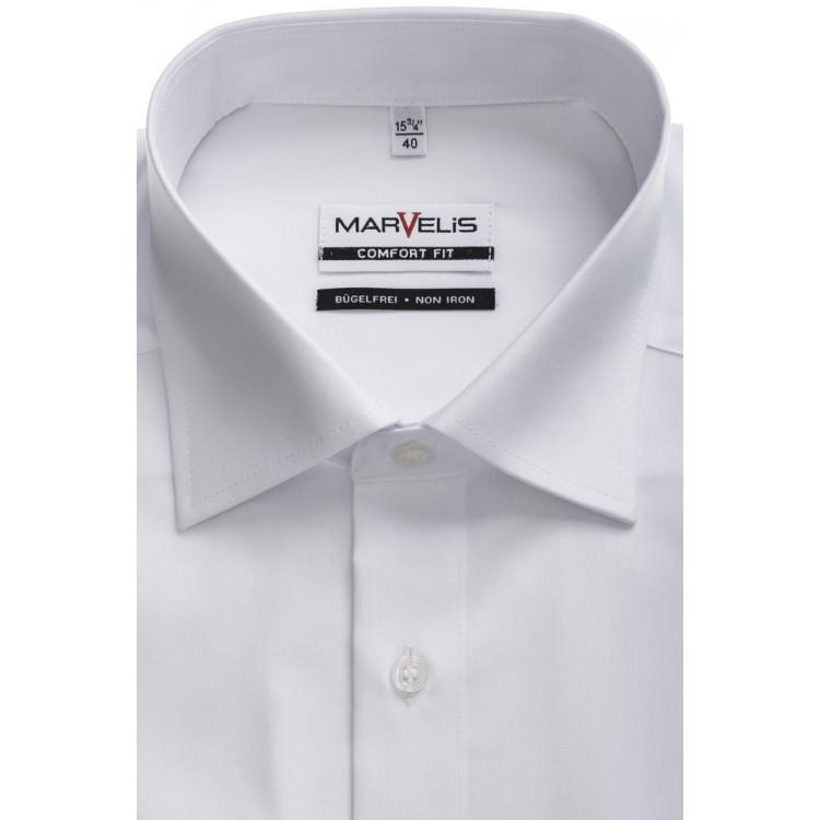 Рубашка Marvelis Comfort Fit 7973-64-00 белая