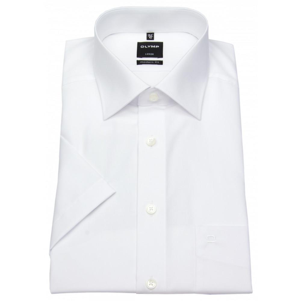 Рубашка Olymp Luxor Modern Fit 0300-12-00 белая
