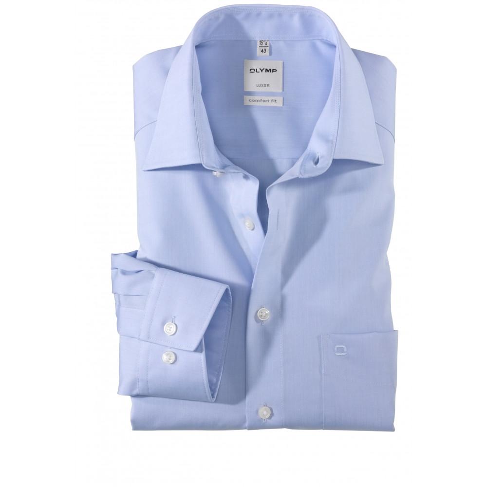 Рубашка мужская Olymp Luxor Comfort Fit 5131-64-11 голубая