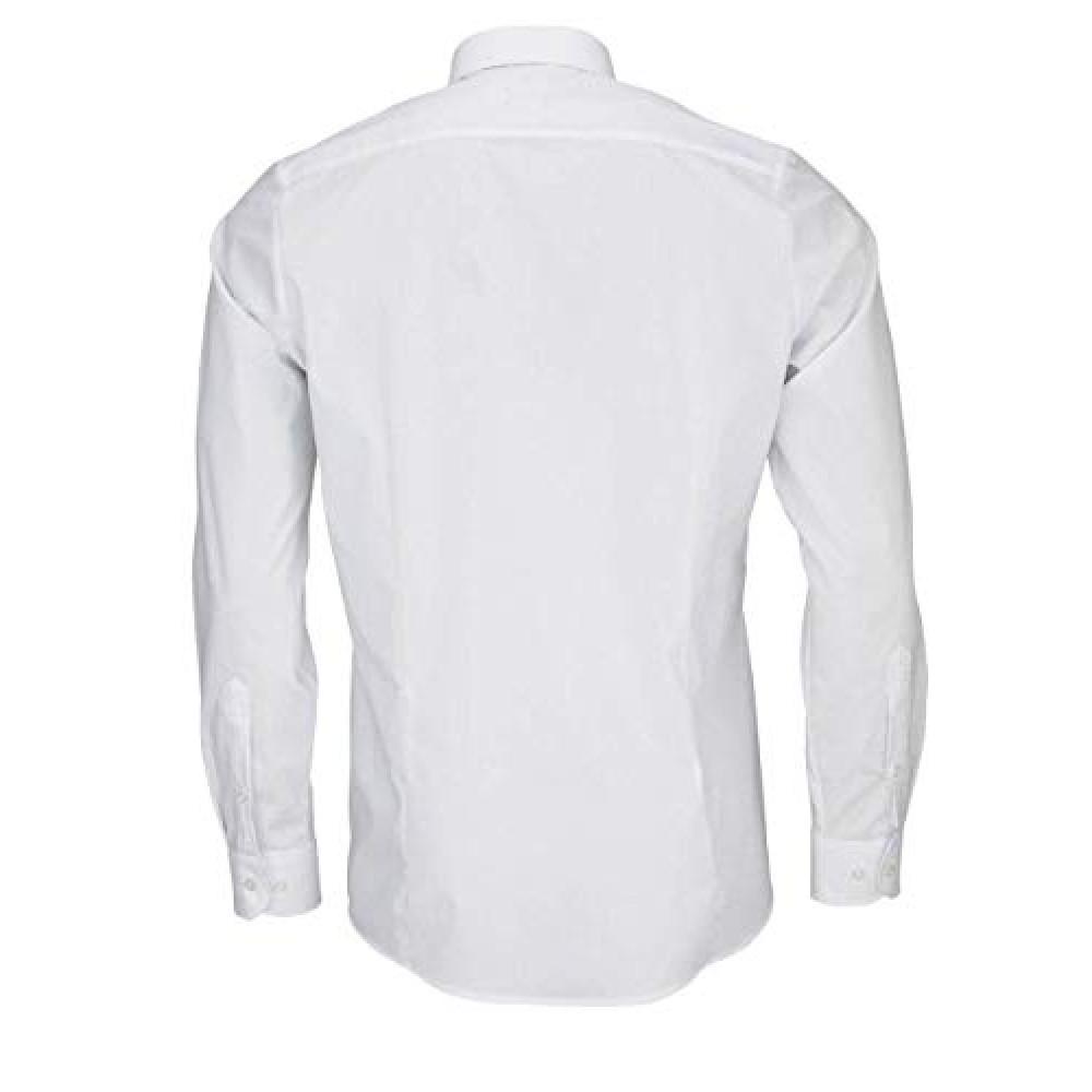 Рубашка мужская Olymp Level Five Body Fit 6093-64-00 белая
