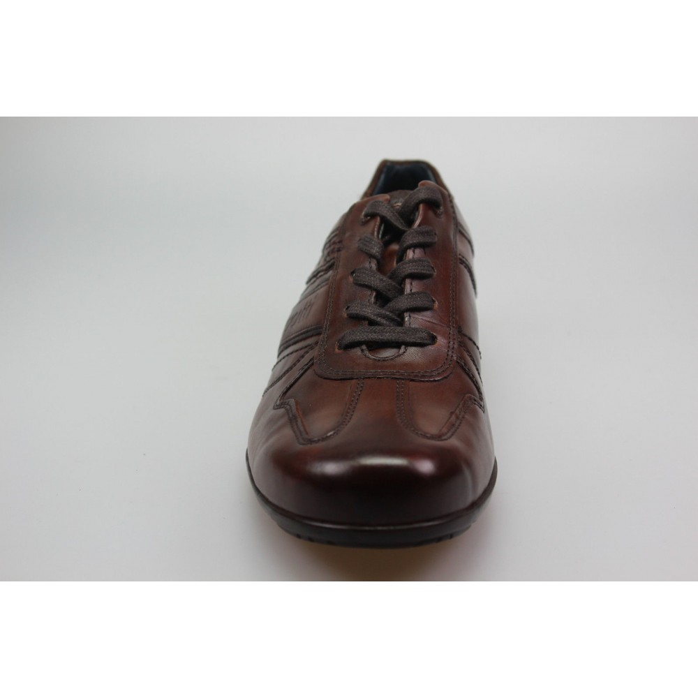 Туфли мужские Bugatti Terzo U8408-1W коричневые