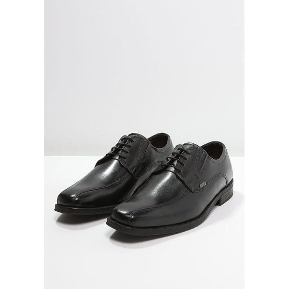 Туфли мужские Bugatti Stefano T5507-1 черные