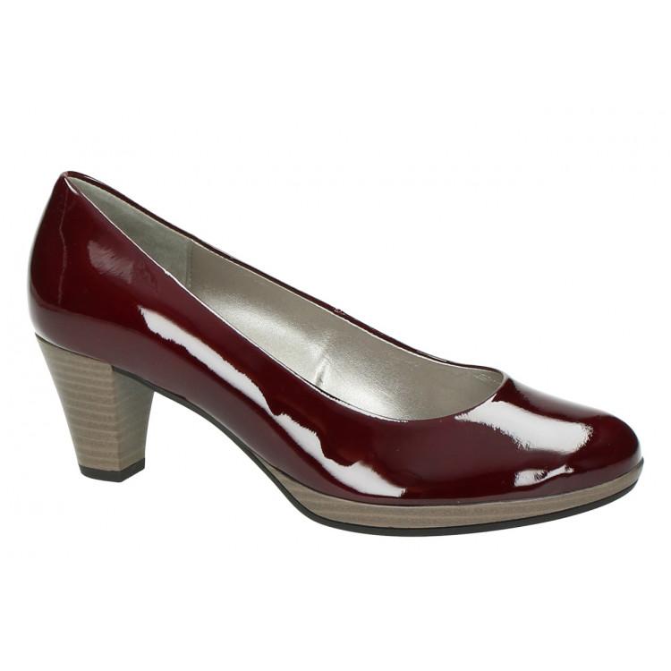 Туфли Gabor 35.240.95 бордовые