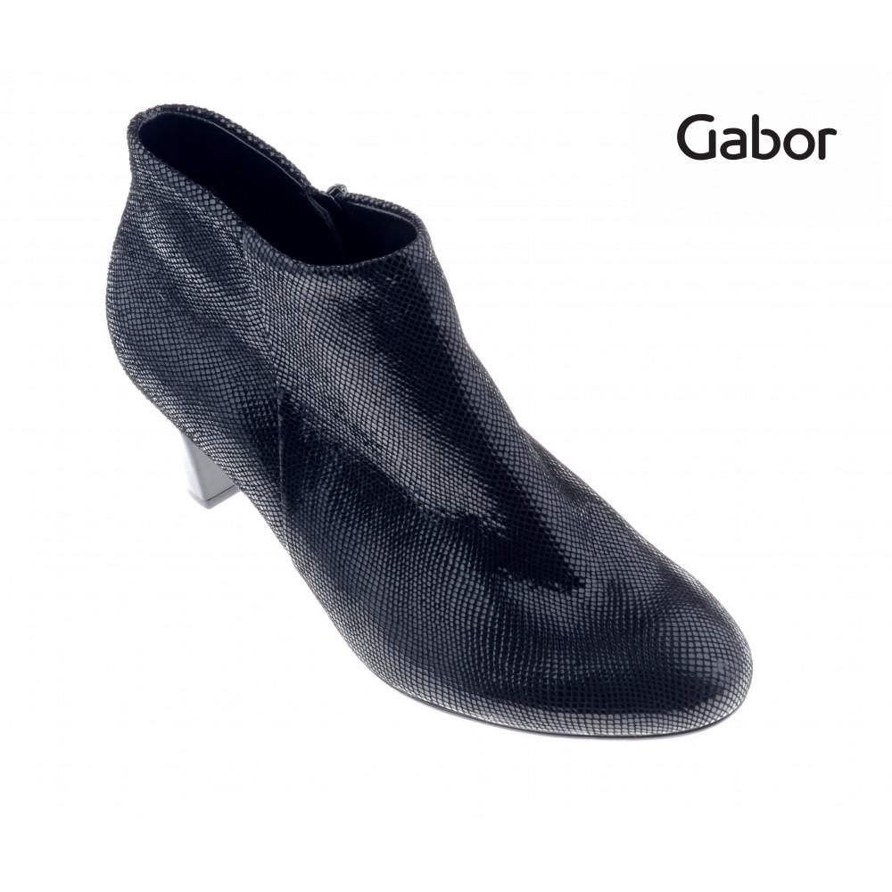 Ботильоны Gabor 35.660.67 черные