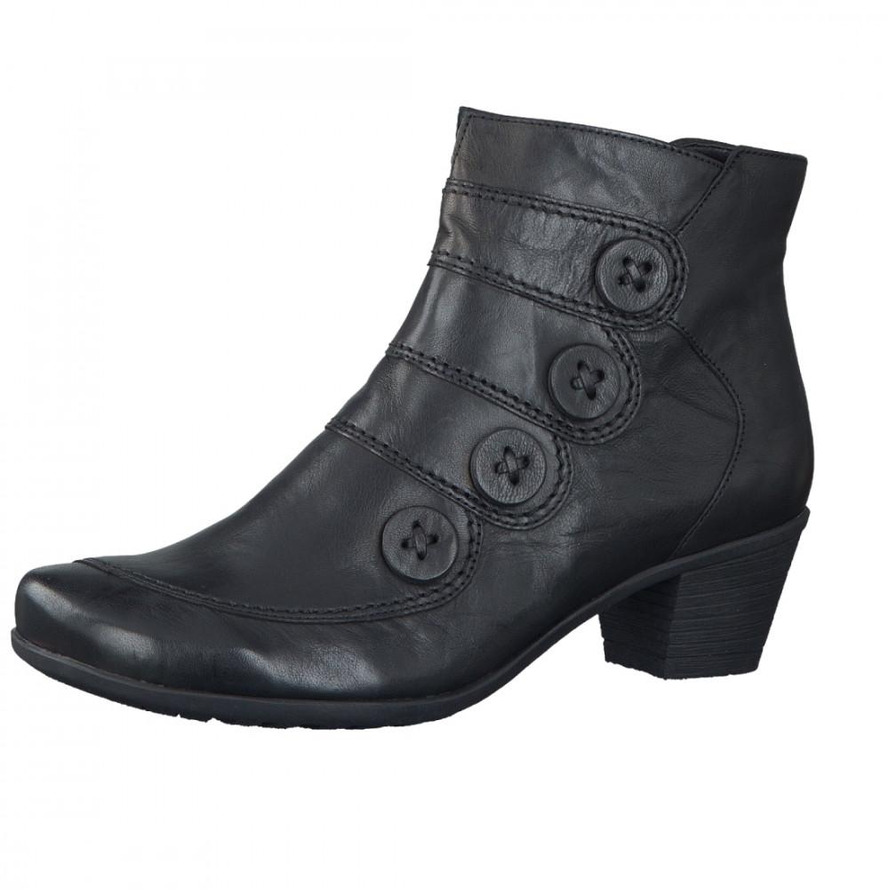 Ботинки Gabor 94.691.57 черные