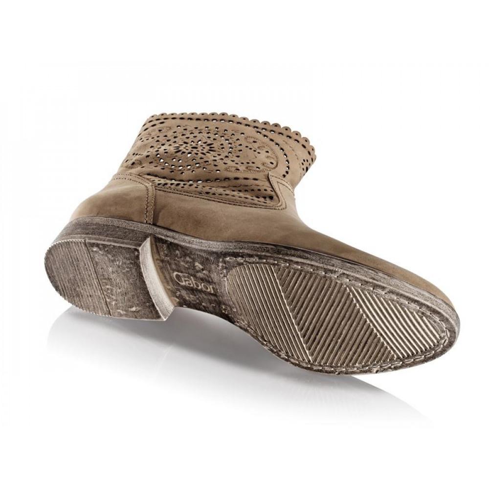 Ботинки Gabor 21.412.34 рыжие