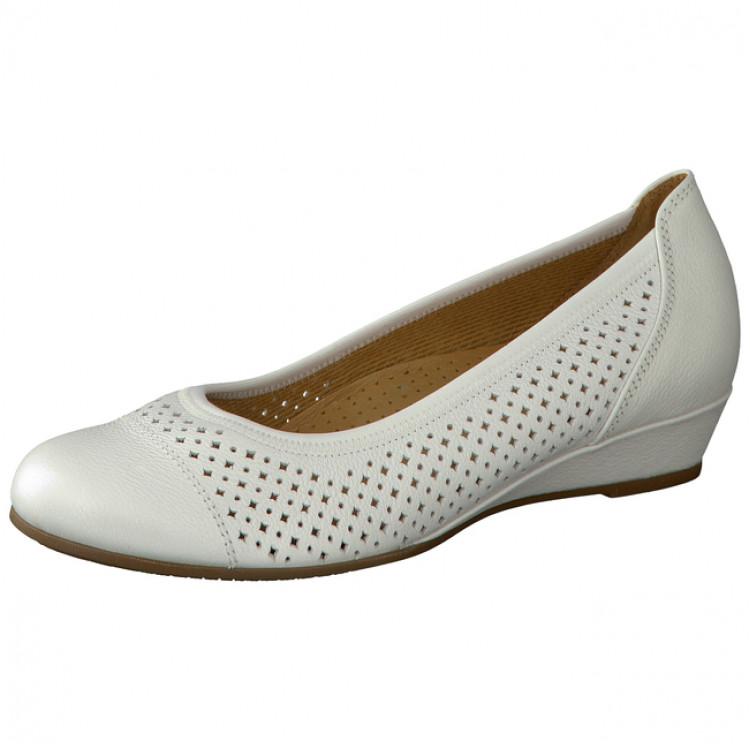 Туфли Gabor 42.695.50 белые