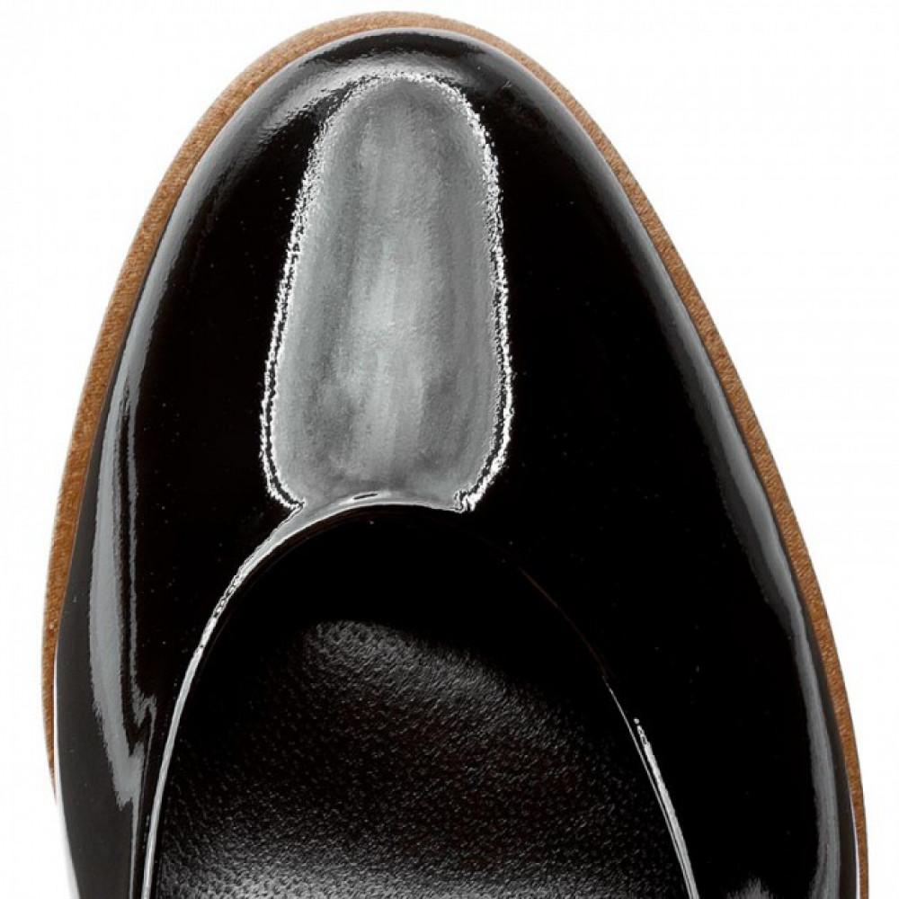 Туфли женские Gabor 51.220.90 черные