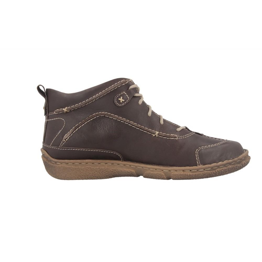 Ботинки Josef Seibel Nikki 85026950330 коричневые в спортивном стиле