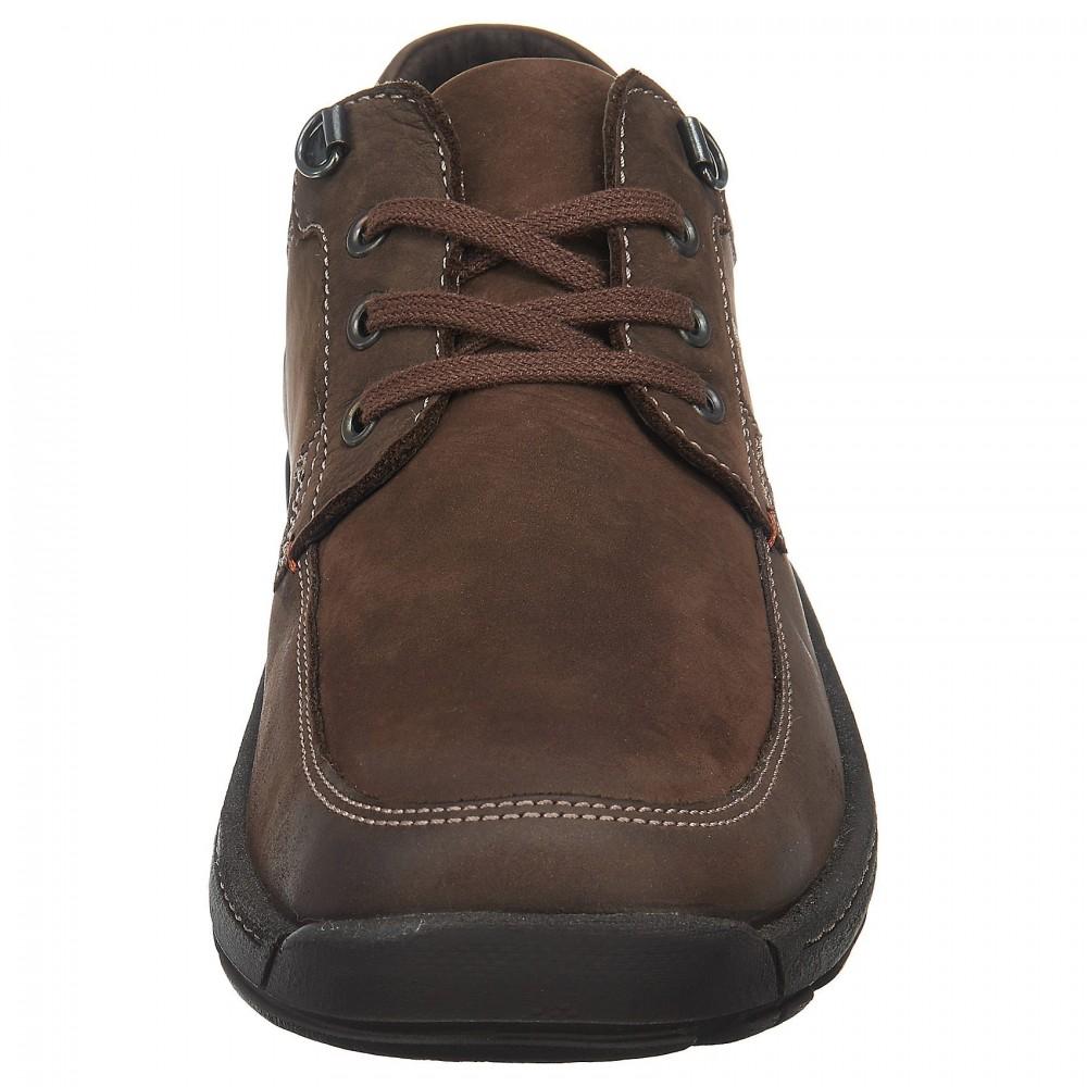 Туфли Josef Seibel Nolan 1765281330 коричневые в спортивном стиле