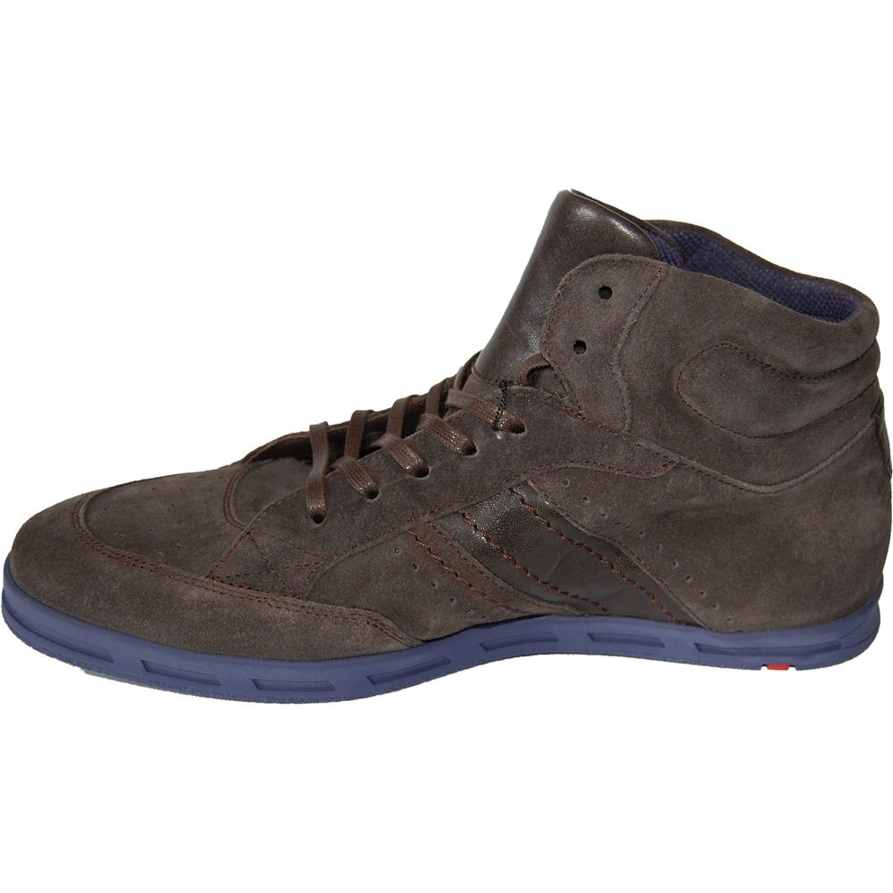 Кеды LLoyd Arno 24-511-11 коричневые