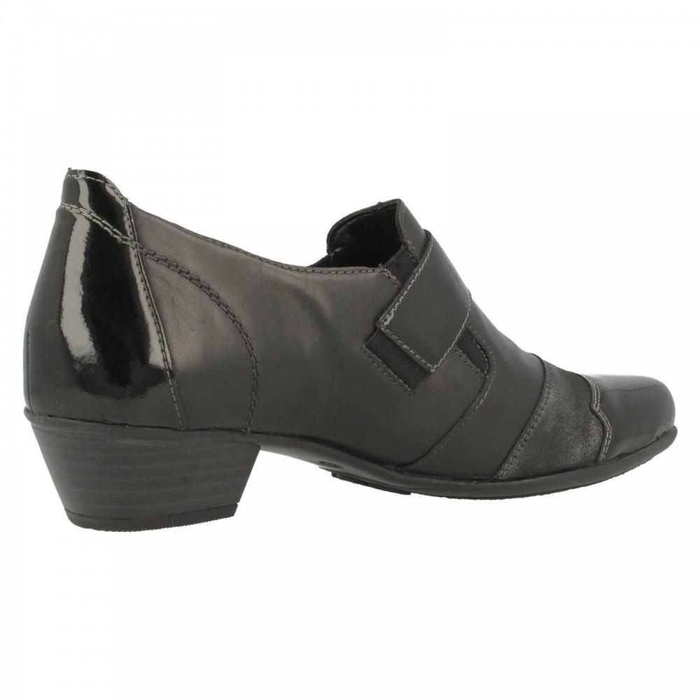 Туфли Remonte D7333-01 черные