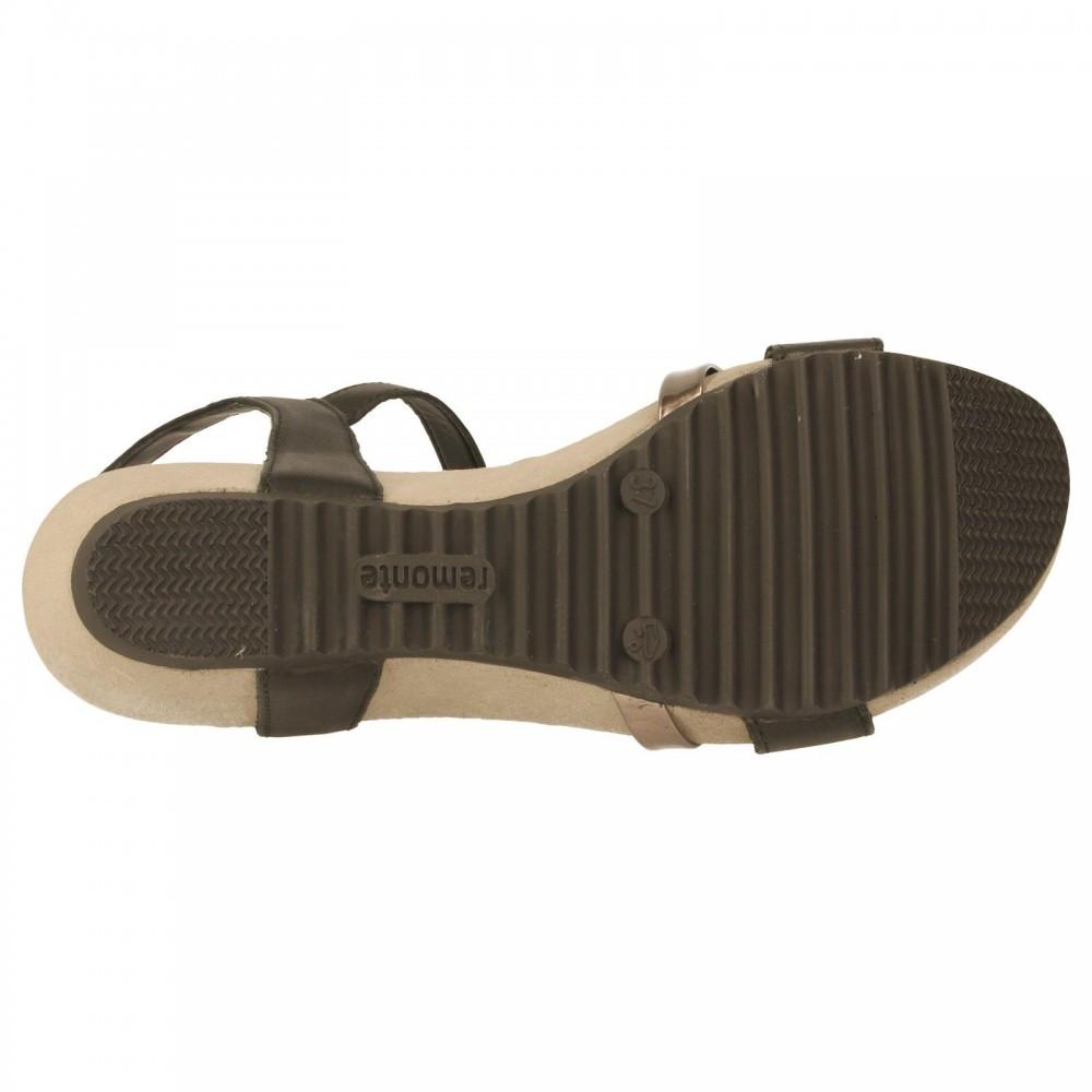 Босоножки Remonte R5750-01 черные