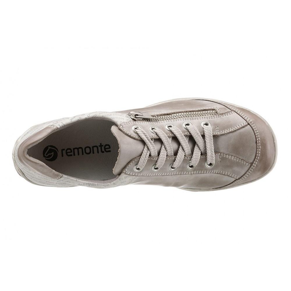 Кеды Remonte R3417-42 бежевые