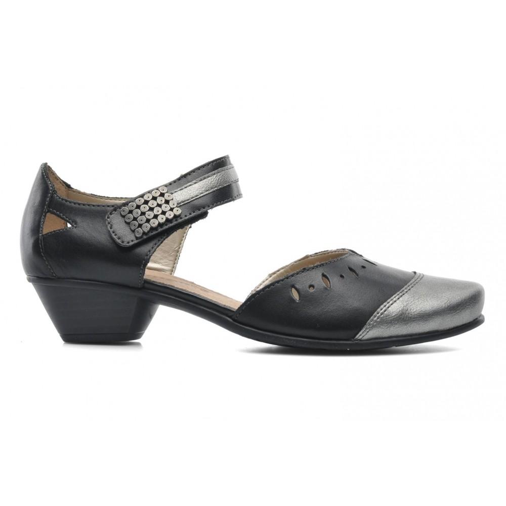 Туфли Remonte R710490 черные