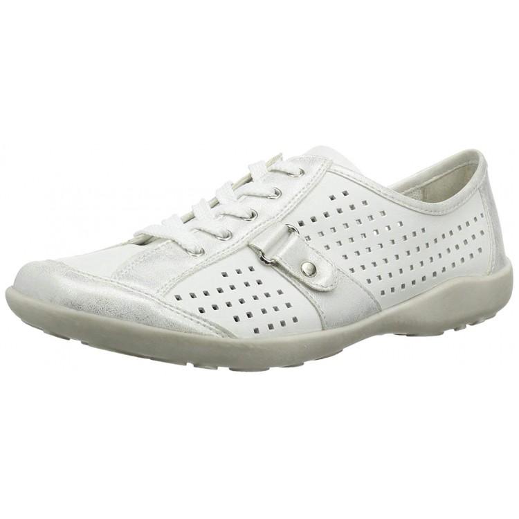 Кеды Remonte R1721-80 белые