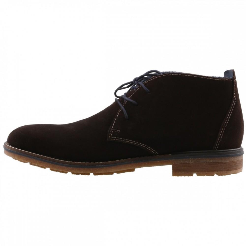 Ботинки Rieker F1301-25 коричневые