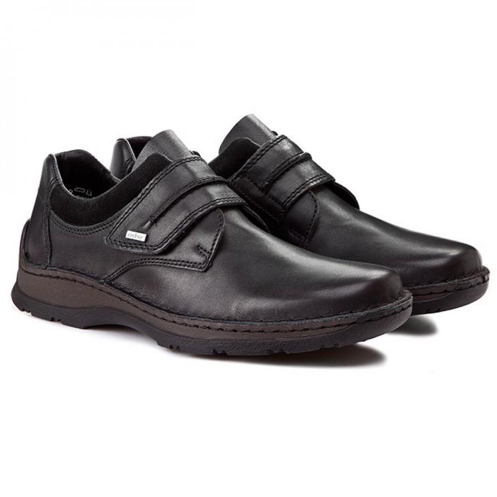 Ботинки Rieker 05358-00 черные