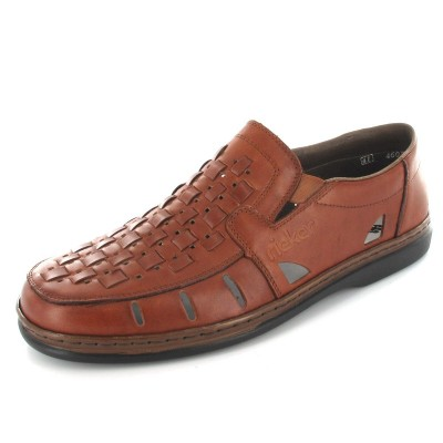 Туфли Rieker 12389-24 рыжие