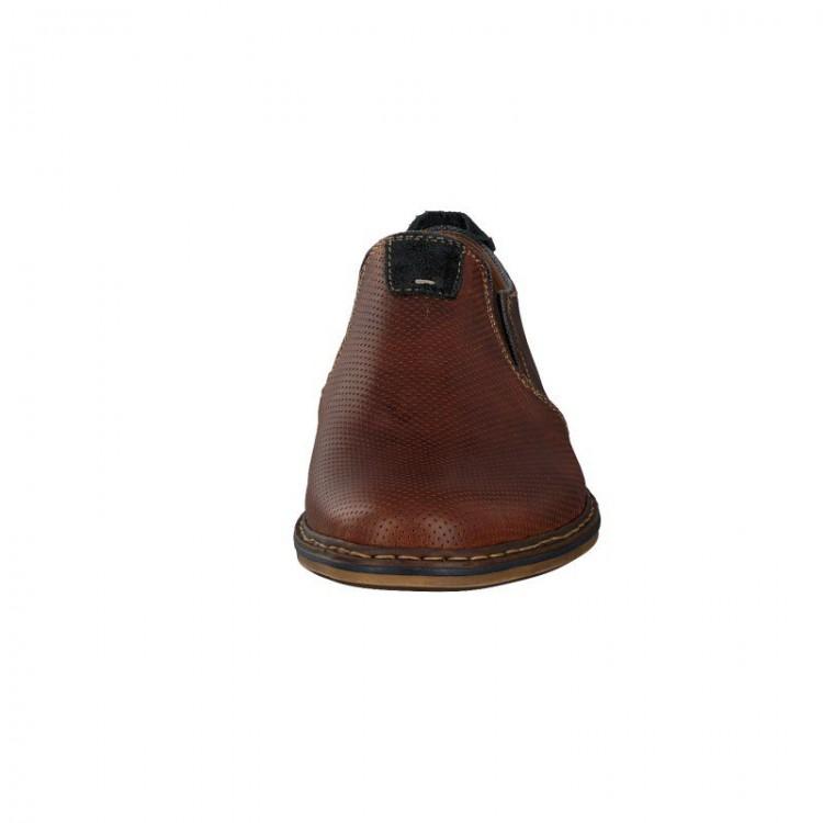 Туфли Rieker 14867-25 коричневые