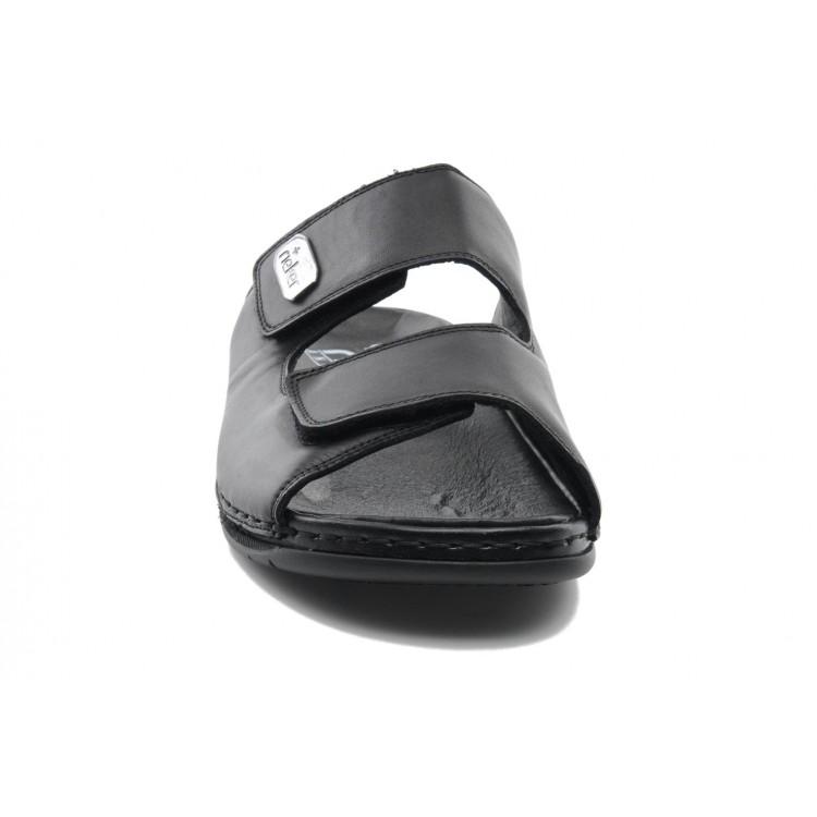 Шлепанцы Rieker 25590M черные