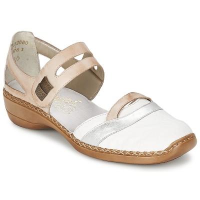Туфли Rieker 41320-80 белые