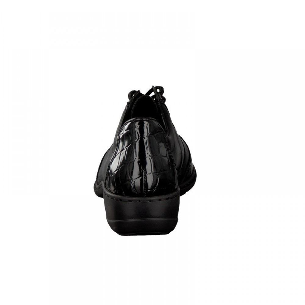 Туфли сникерсы Rieker 58304-00 черные