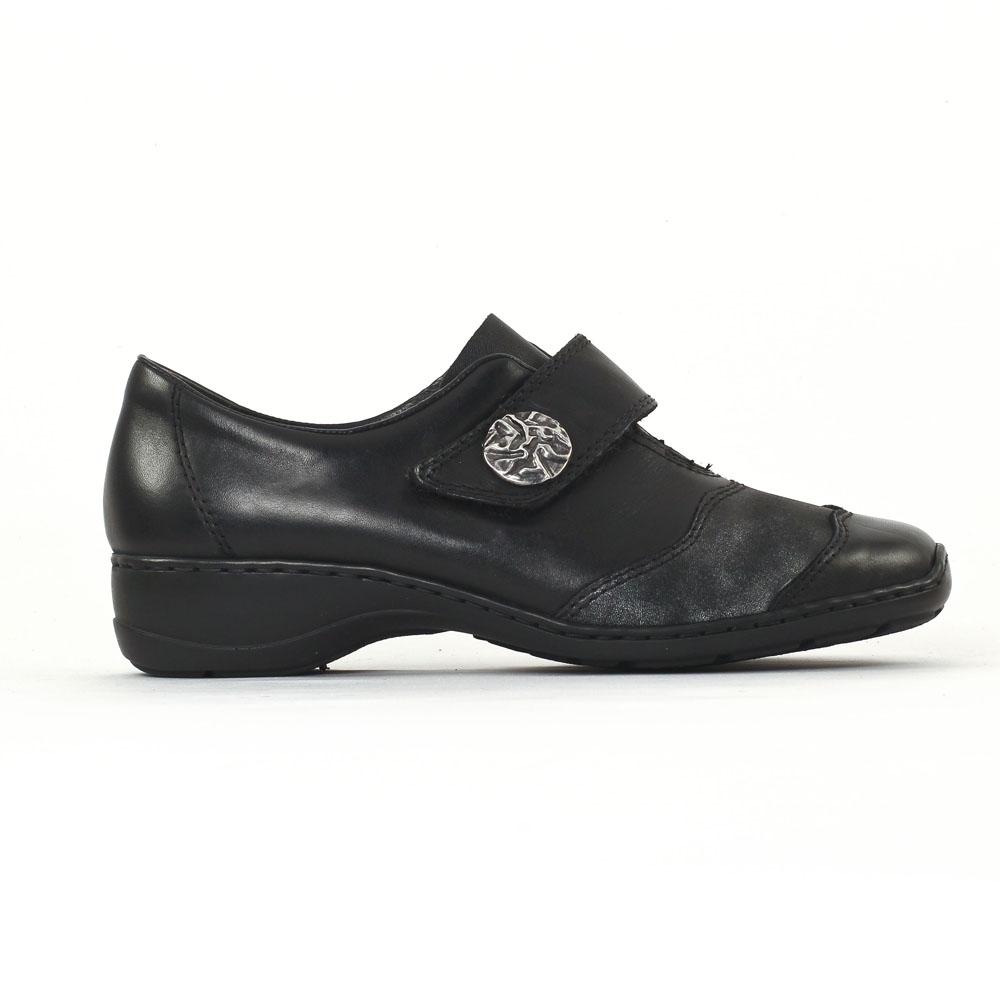 Туфли Rieker 58398-00 черные