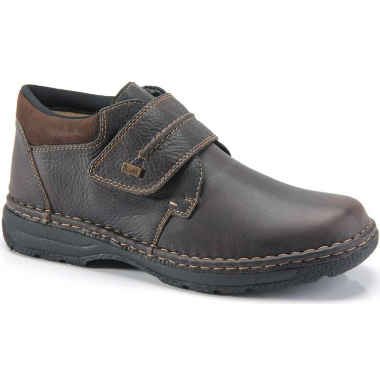 Ботинки Rieker B0293-25 темно коричневые