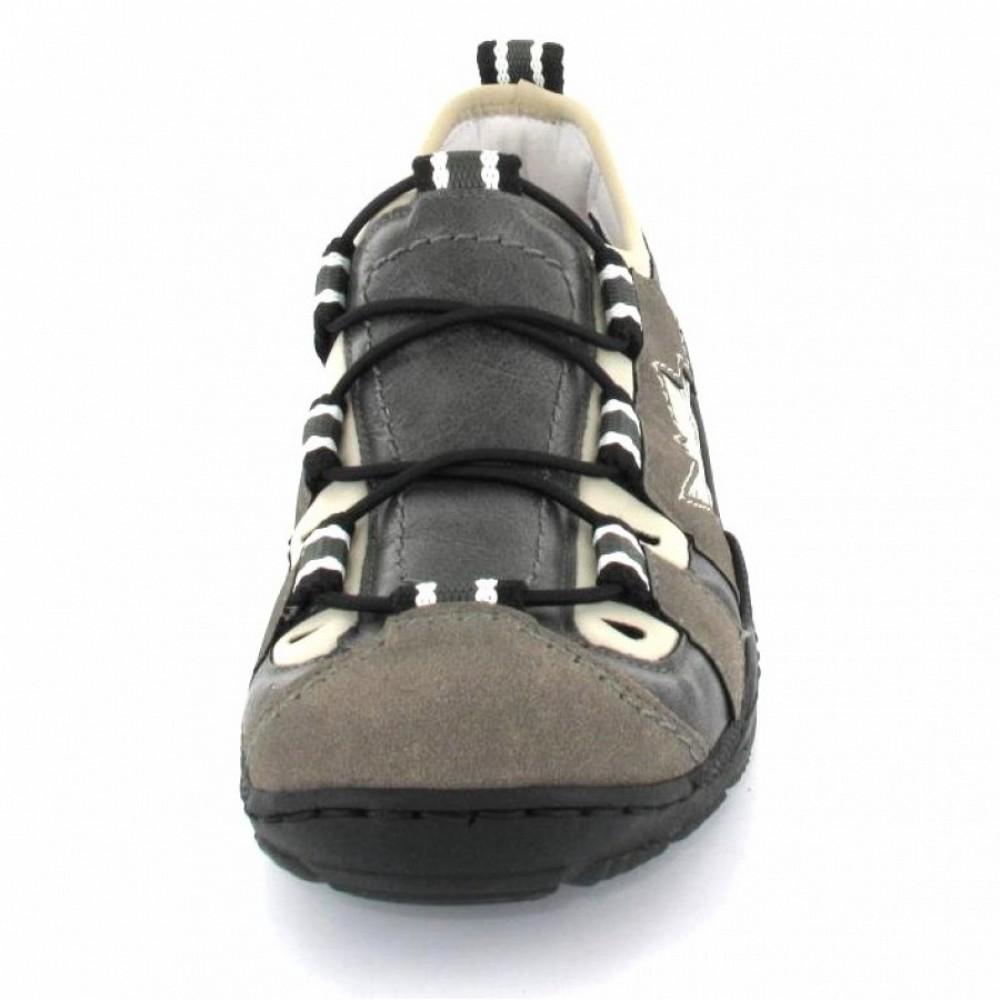Кроссовки Rieker L0585-43 серые