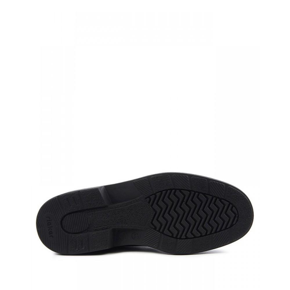 Ботинки на меху Rieker  37460-00